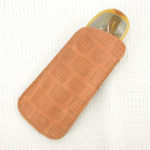 Etui lunettes biscuits