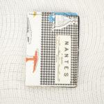 Porte cartes grue